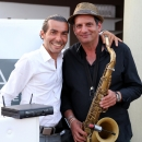 Marriott été 2015 - Sax Robert et DJ Denis