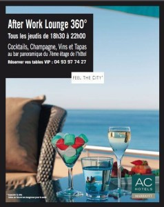 After Work Lounge 2015