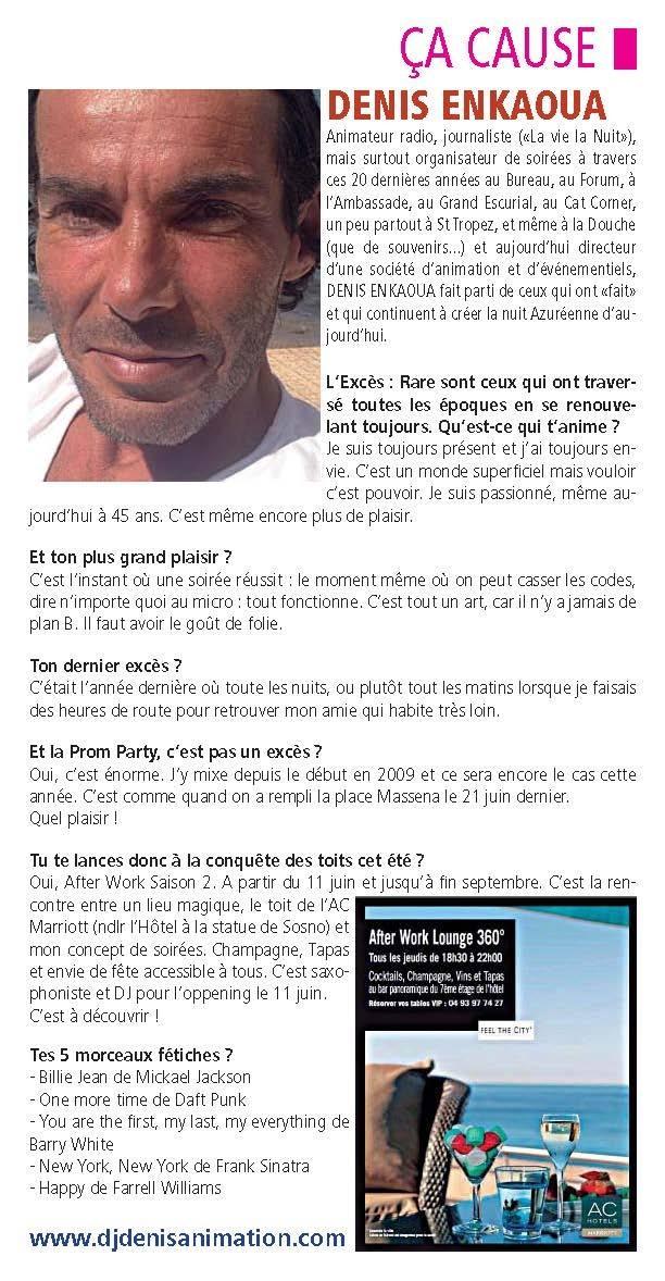 Excès Magazine - mai/juin 2015
