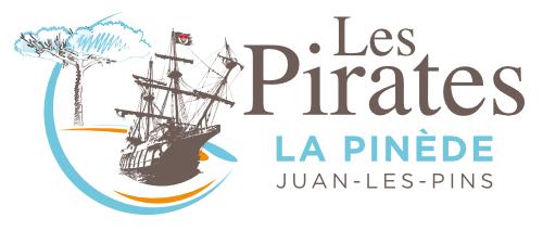 Plage des Pirates à Juan les Pins