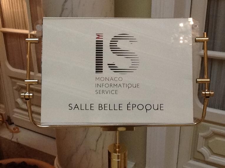 Séminaire IS Monaco Informatique Service