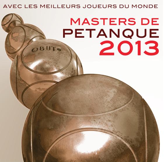 Masters de Pétanque 2013
