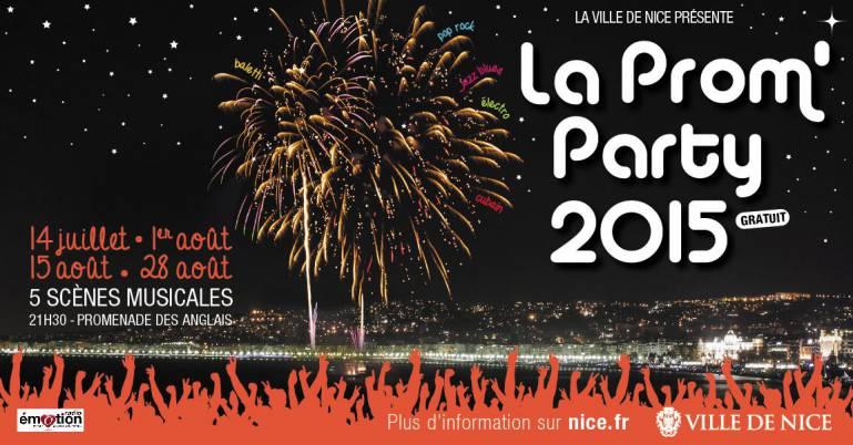 La Prom Party 2015